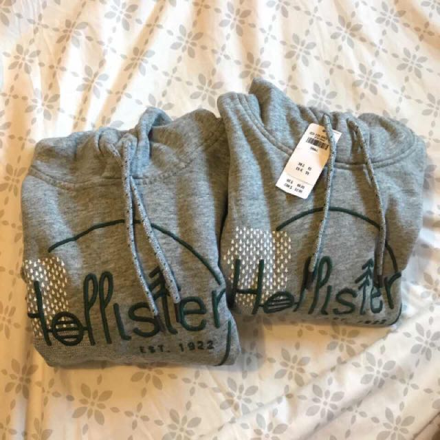 HOLLISTER Pull-over (Couple) Jacket