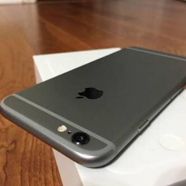 Iphone 6 Space Gray 32gb Factory unlock