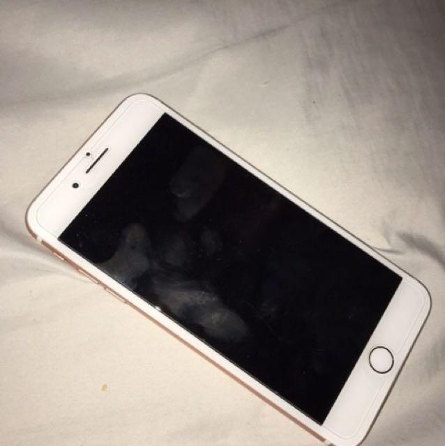 iPhone 7 Plus Rose Gold 64gb