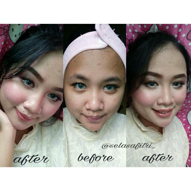 Jasa Makeup Jakarta Barat