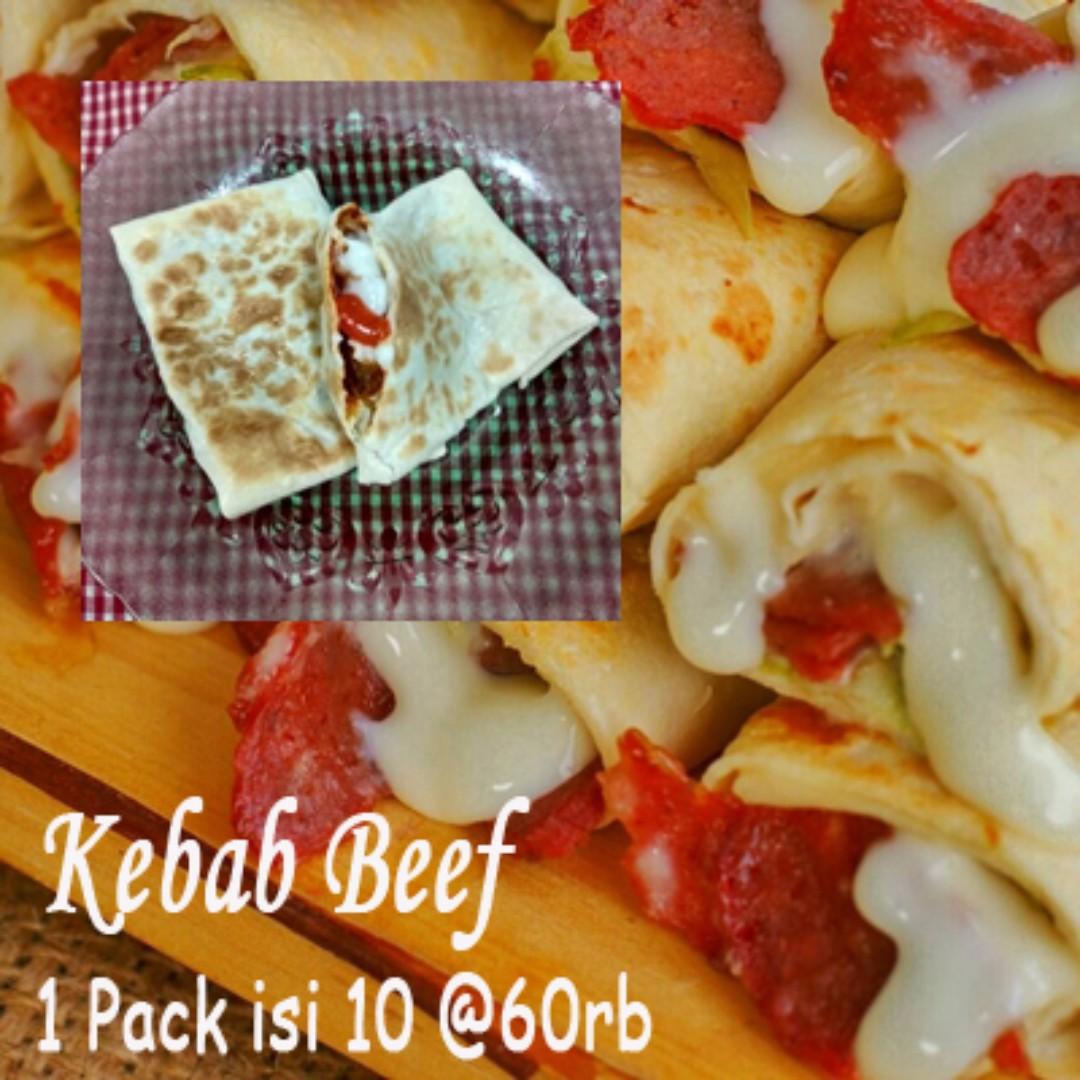Kebab Beef Frozen