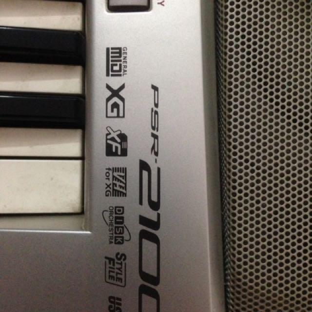 Keyboard PSR2100 Murah