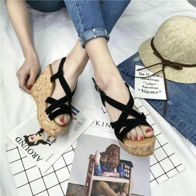 KOREAN INSPIRED SHOES AND HEELS