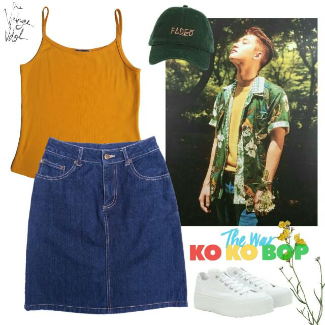 ❌RESERVED❌Kpop Inspired Set EXO - Ko Ko Bop Set 1