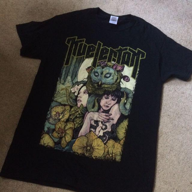 Kvelertak Heavy Metal Band Shirt Medium