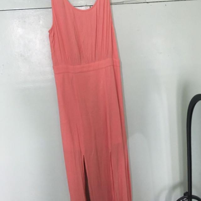 Long Dress w/ Slits