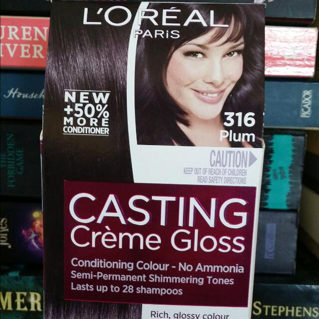 L'Oréal hair Dye