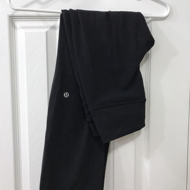 Lululemon Astro yoga pants size2