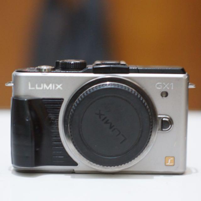 Lumix GX-1