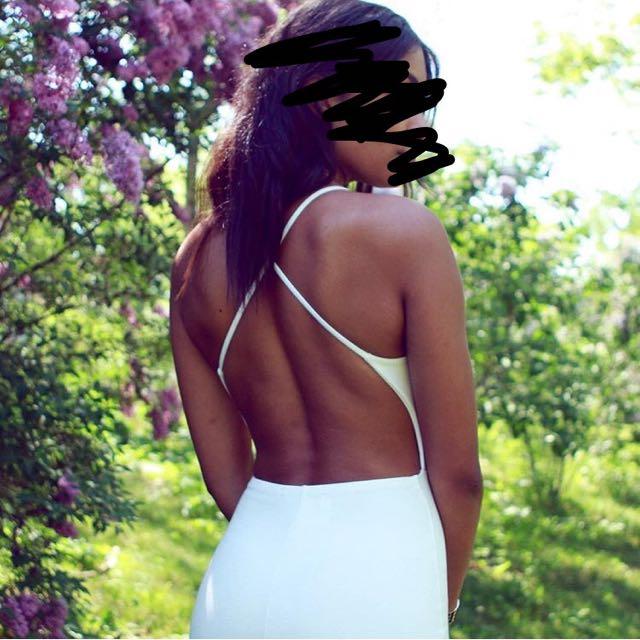 M For Mendocino Black Dress