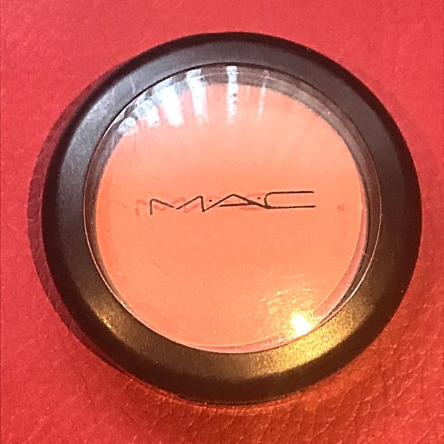 MAC BLUSH PEACHES SHEERTONE BLUSH