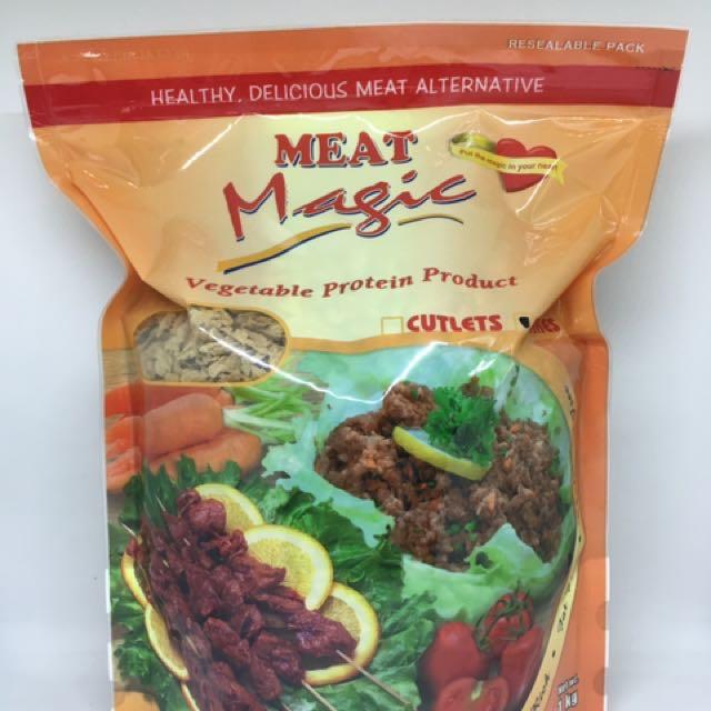 Magic Meat