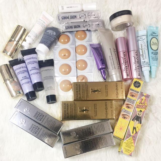 ❌ RESERVED - MAKEUP BUNDLE (new) $15
