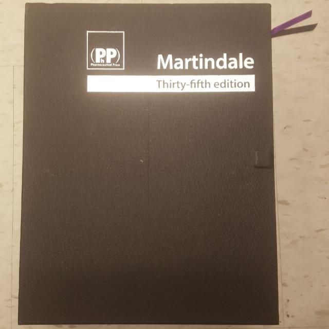 MARTINDALE 35th complete Drug Reference