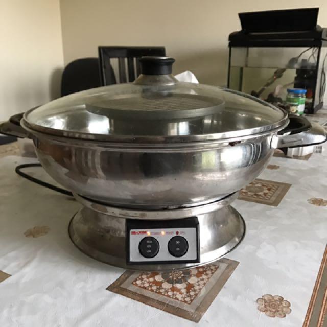 Maxim Steamboat Hot Pot