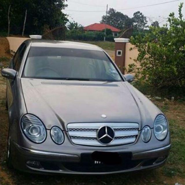 "Merc Benz E240""Ready N9"""