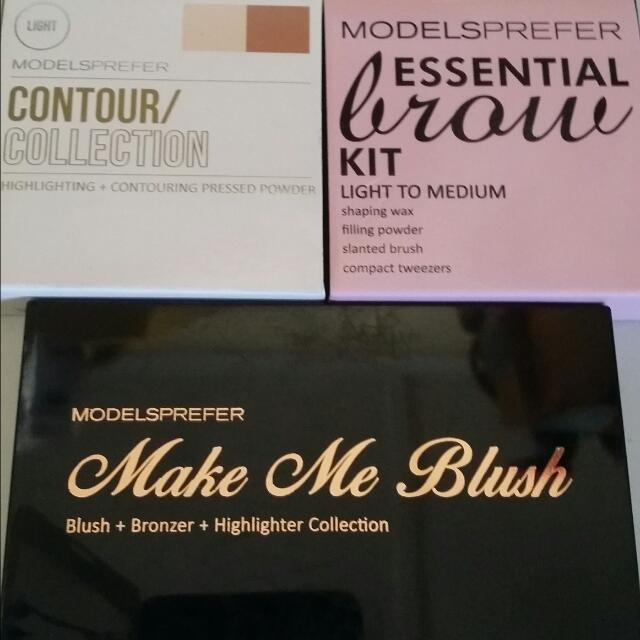Models Prefer makeup bundle