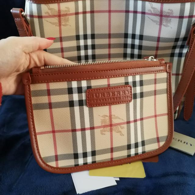 New burberry Bag