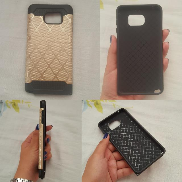 Note 5 Case - Gold