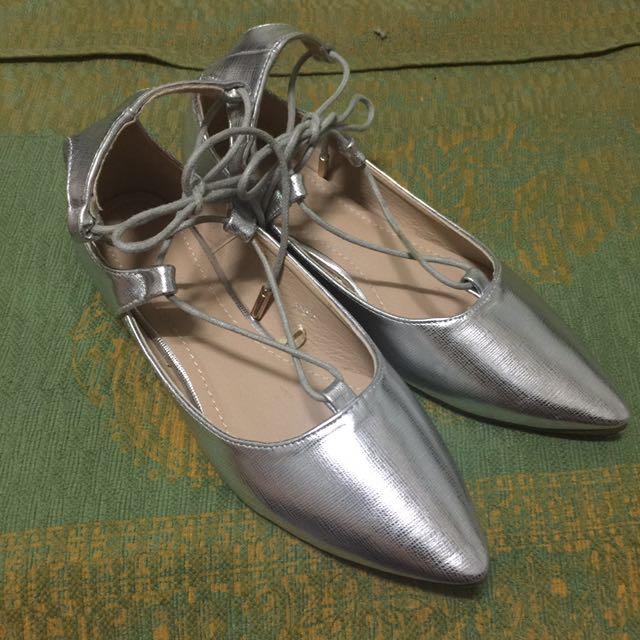 PARISIAN ballerina shoes