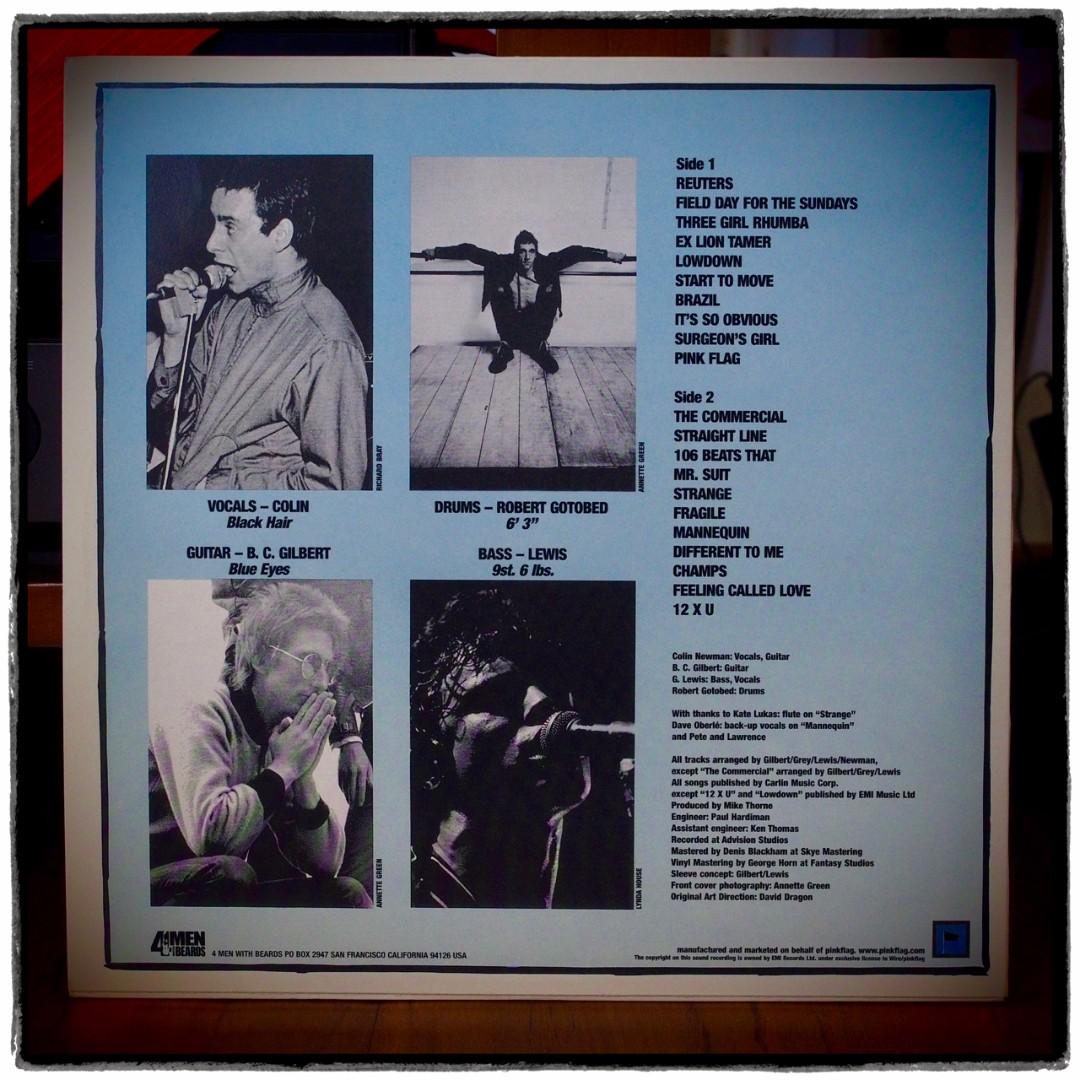 Pink Flag Wire LP 2006, Music & Media, CDs, DVDs & Other Media on ...