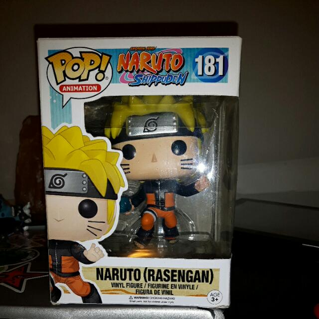 Pop Figure Naruto