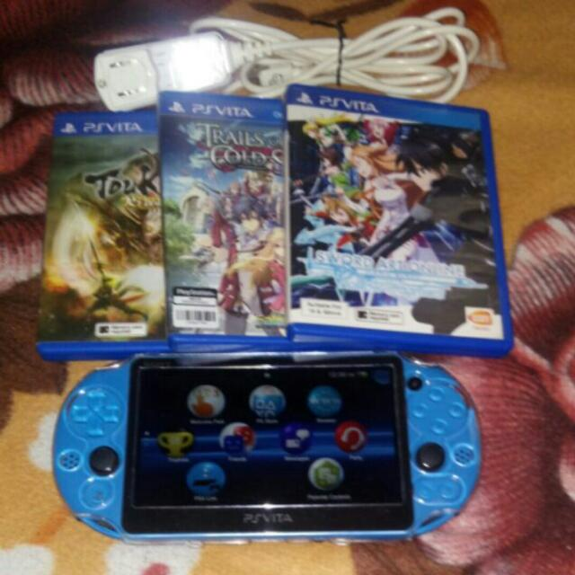 PS Vita Bundle