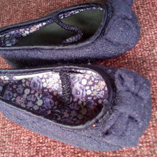 4b6010cff562f Purple Doll Shoes