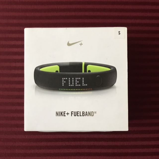 RARE : NIKE FUELBAND SE Lime Green Size S