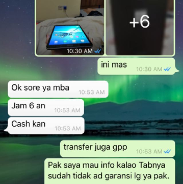 Review. Trusted seller. Tab samsung