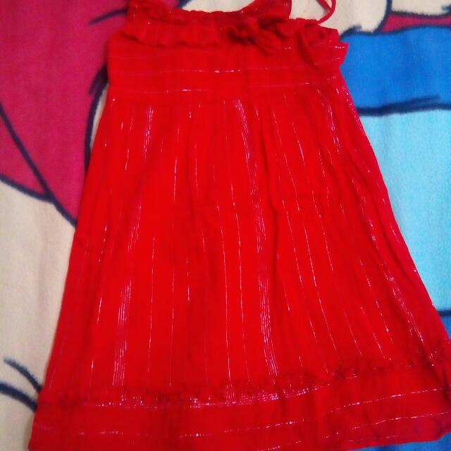 Robby Robbit Red Dress