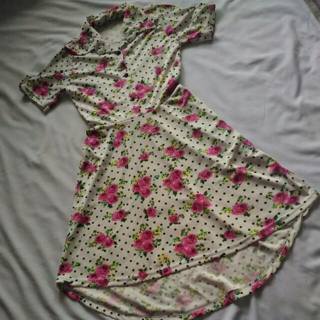 Set Dress Flower