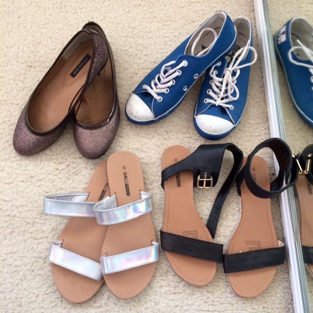 Shoe Sale $3