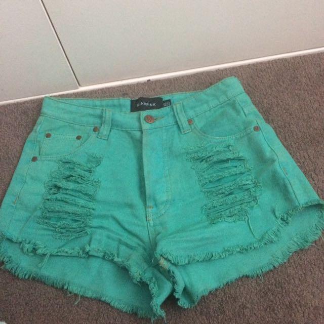 Shorts- minkpink