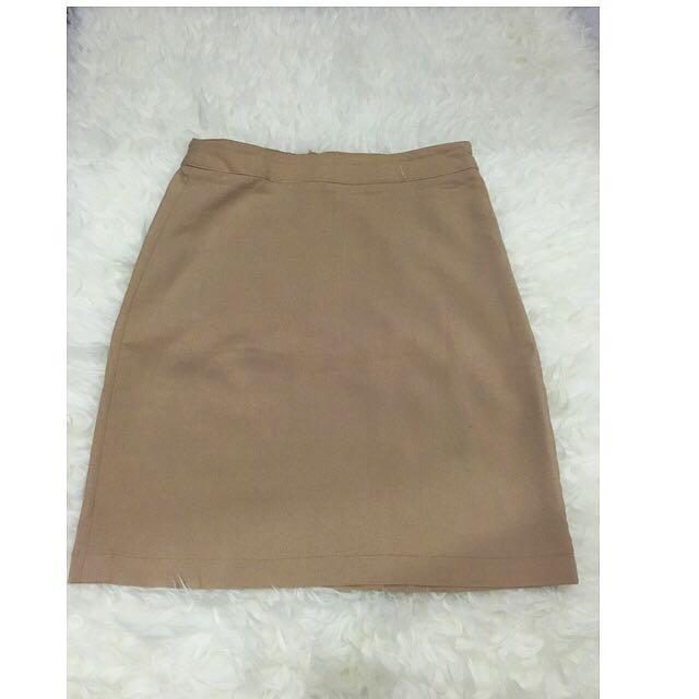 Simplicity Formal Skirt