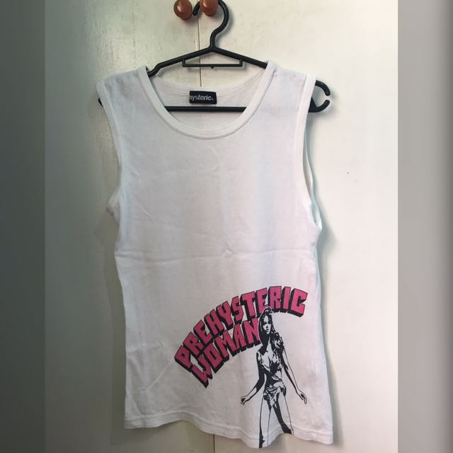Hysteric Sleeveless Top
