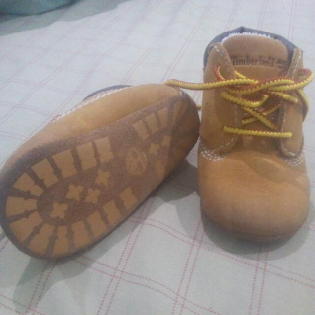 Soft Sole Baby Shoes By Timberland