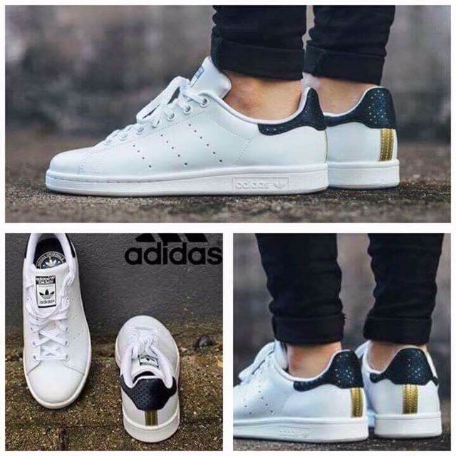 Stan smith By Rita Ora Couple Shoes, Men's Fashion, Footwear on Carousell
