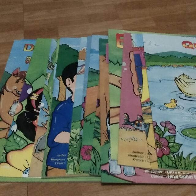 Storybooks (15pcs)