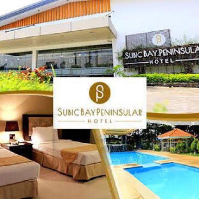 Subic Bay Peninsular Hotel 2D1N accomodation
