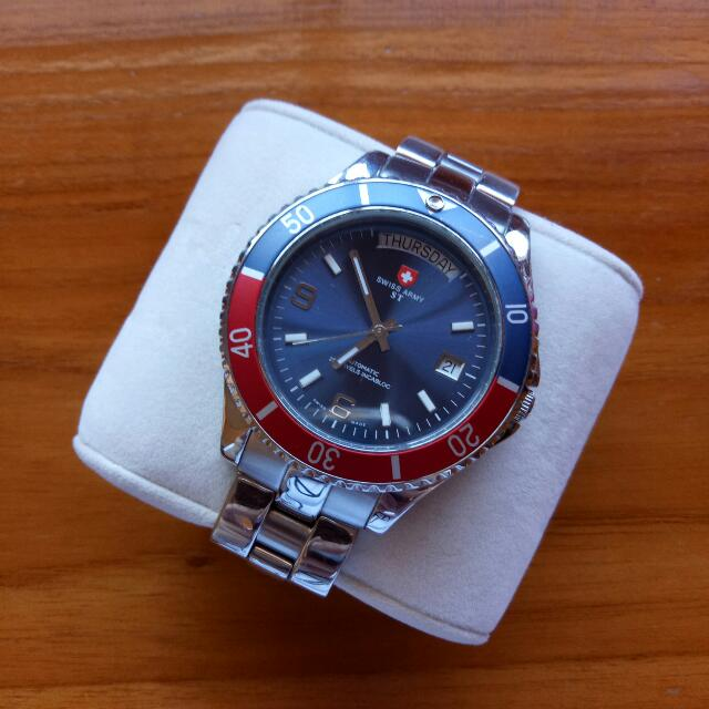 SWISS ARMY WATCH COLLECTION