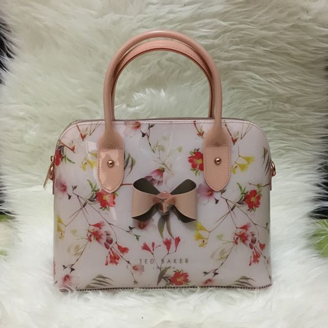 Ted Baker flowers handbags