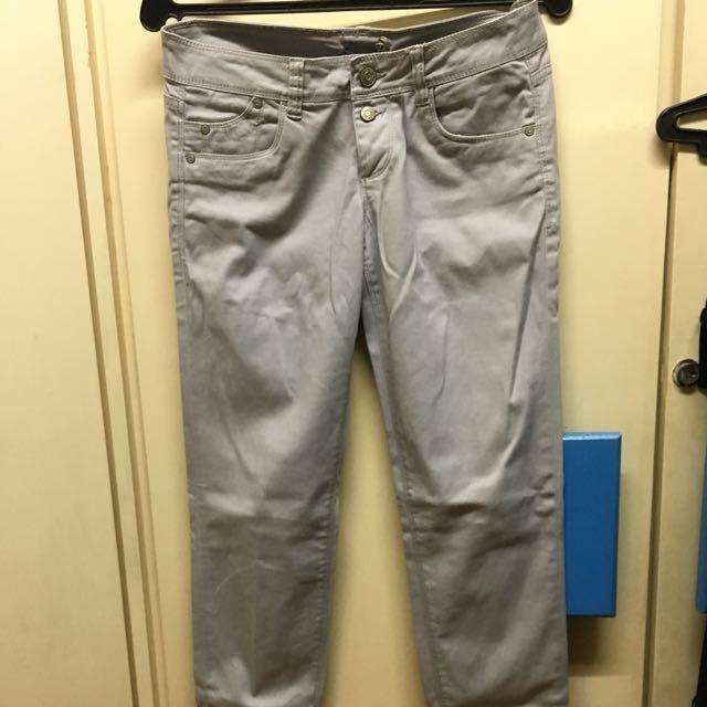 Terranova Grey Slim Jeans SIZE S