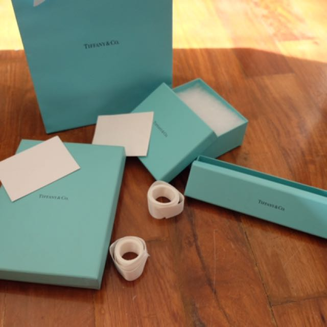 Tiffany And Co Jewelry Boxes