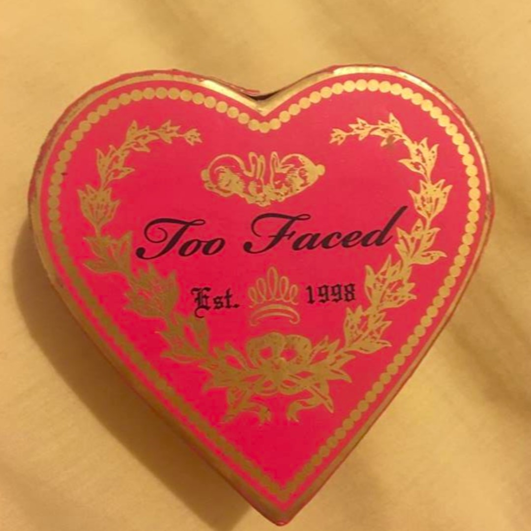 """TOO FACED PERFECT FLUSH BLUSH - """"SOMETHING ABOUT BERRY"""""""