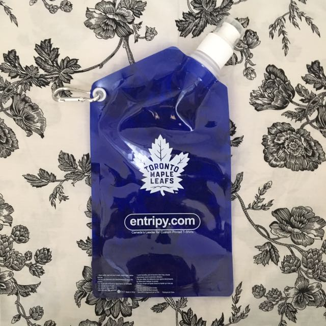 Toronto Maple Leafs Water Bottle