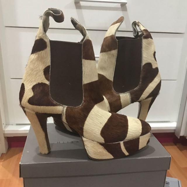 Unik Boots (dari Kulit Sapi Asli 100%)