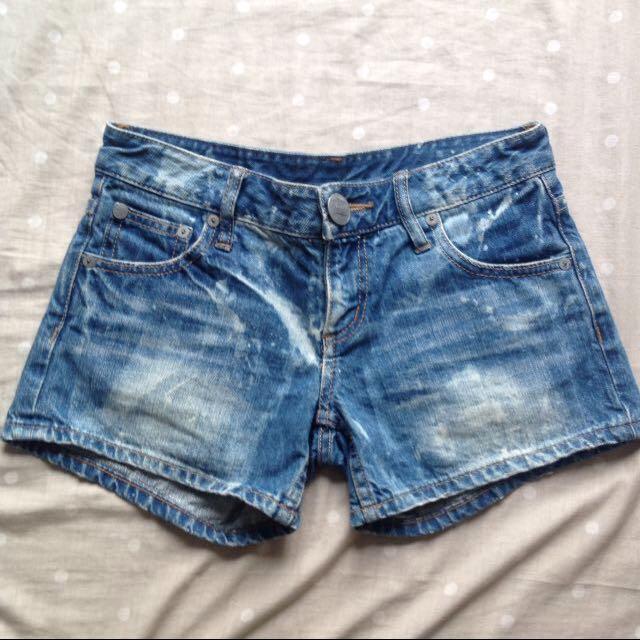 Vigny Maong Shorts