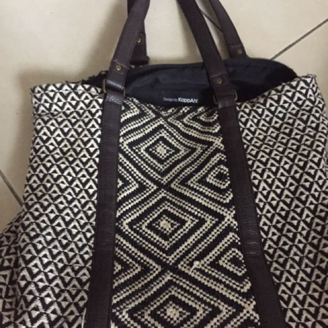 Weekend Travel Beach Bag