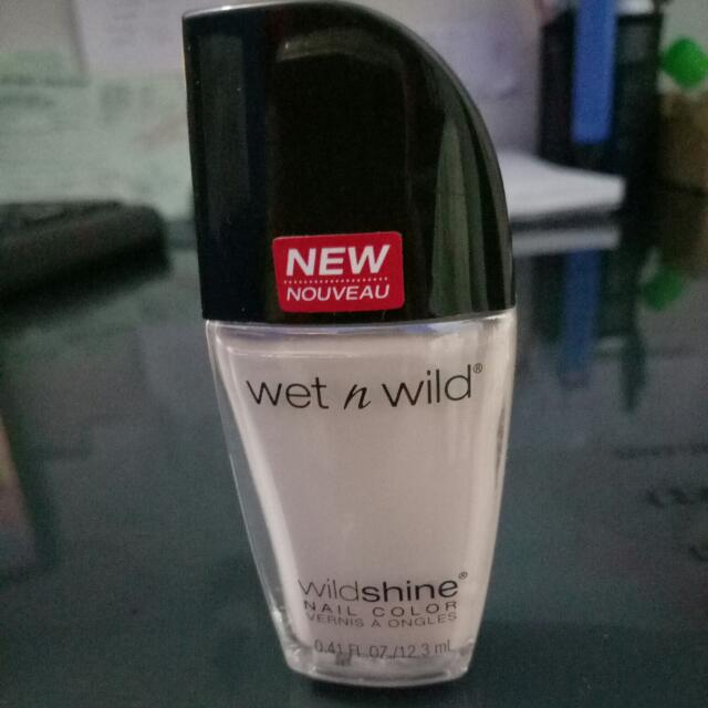 Wet N Wild Nail Color